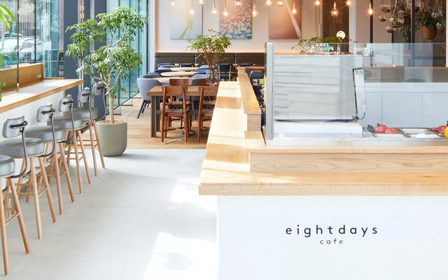 eight days cafe